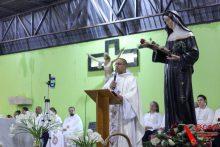 Missa Devocional a Santa Rita de Cássia