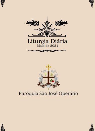 Liturgia Diária - Maio de 2021
