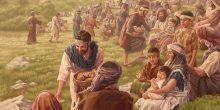 Reflexão do Evangelho Jo 6, 1-15